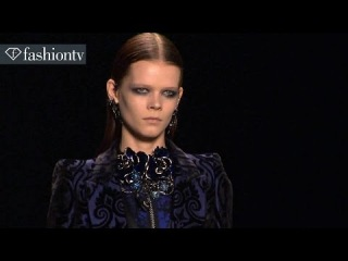Irina Kravchenko - Top Model at Fall/Winter 2013-2014 Fashion Week   FashionTV