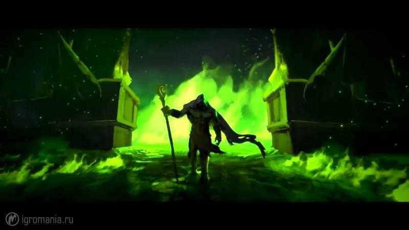 World of Warcraft- Legion - Имя им - легион (Обзор-Review) Обновлено