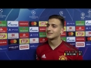Diogo Dalot speaks so well for a 19 year old Think we've got a gem on our hands muf
