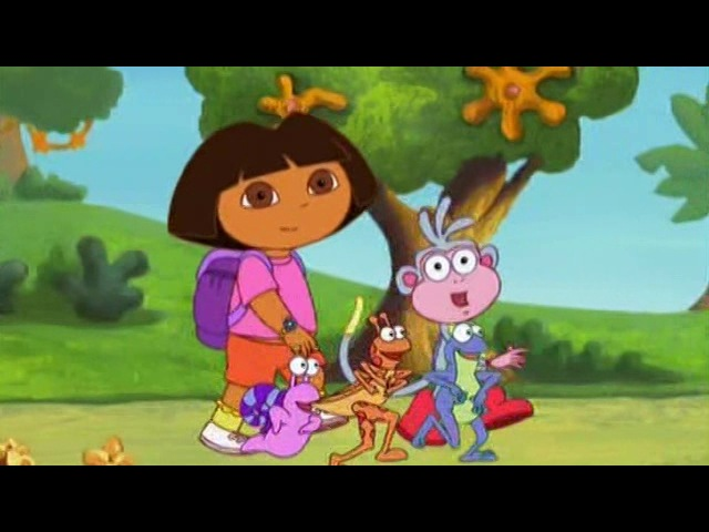 Даша путешественница Даша следопыт Dora the Explorer 1 сезон 15 серия