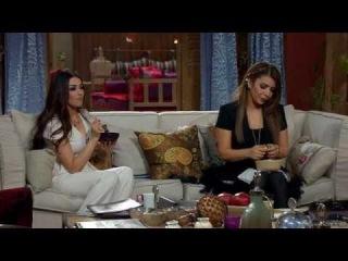 Soula With Mona Amarsha - Ibrahim El Hakamy - Mona Shadad Part1