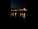 Ночь Лоо море пирс