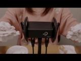 [hatomugi ASMR] [ASMR] 10 ASMR Triggers For Sleep & Relaxing / No Talking / 3Dio Free Space Pro II