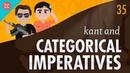 Кант и Категорический Иператив. Ускоренный курс философии Crash Course на русском