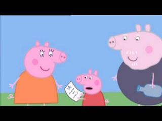 Peppa Pig Season 1 Episode 26 Treasure Hunt