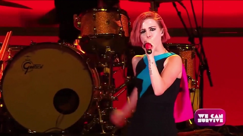 Paramore - Ain't It Fun [Live at We Can Survive]