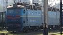 ЧС7-216 проследовал ст.Запорожье-2 с поездом №72/73 Москва-Кривой Рог.
