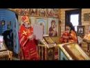Божественная литургия Храм в честь Иверской иконы Божией Матери п Самодед