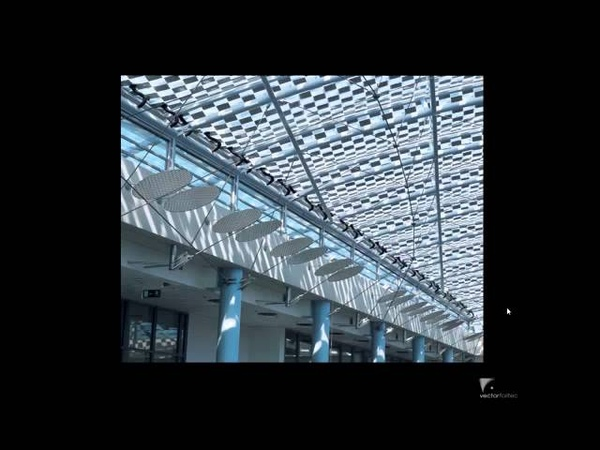 Ben Morris ETFE Building Skins