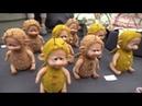 Влог На выставке кукол с Олей Шутовой Кафе Олин подарок