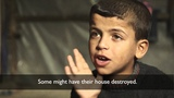 The impact of war on children Syrian Refugee Crisis