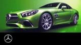 Mercedes-Benz 2019 Passenger Cars Calendar A World of Colour Making-of