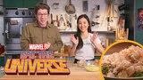 Eat the Universe Episode 3 - Runaways-Inspired Okonomiyaki (ft. Lyrica Okano)
