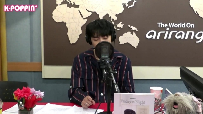17.09.18 [K-Poppin] Ким Ёнгук - Friday N Night