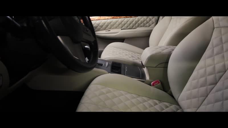 Перетяжка салона Subaru Outback от Автоателье DK-Avto Красноярск