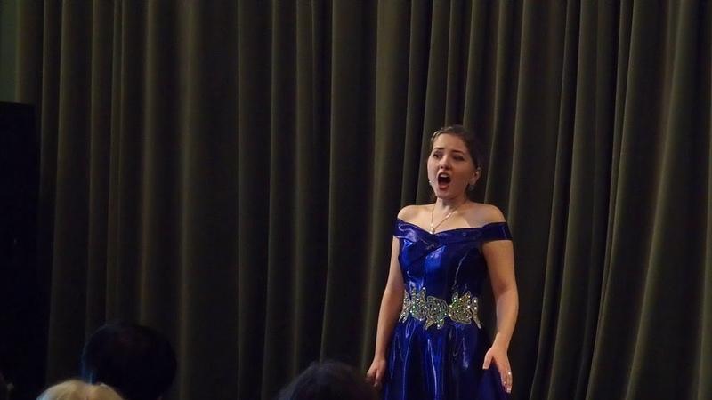Ekaterina Mitina - Verdi Saper vorreste (Oscar) from Un ballo in maschera
