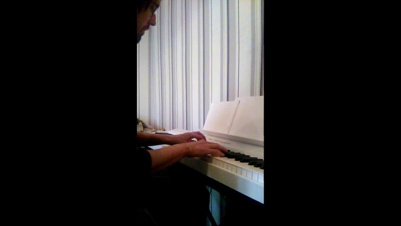 Bela Bartok Mikrokosmos Vol 5 №133 Syncopation
