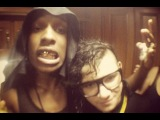ASAP Rocky feat Skrillex vs. SUDDENBEATZ - I'm going wild for the night (dj mOrte Mash Up  Rework)