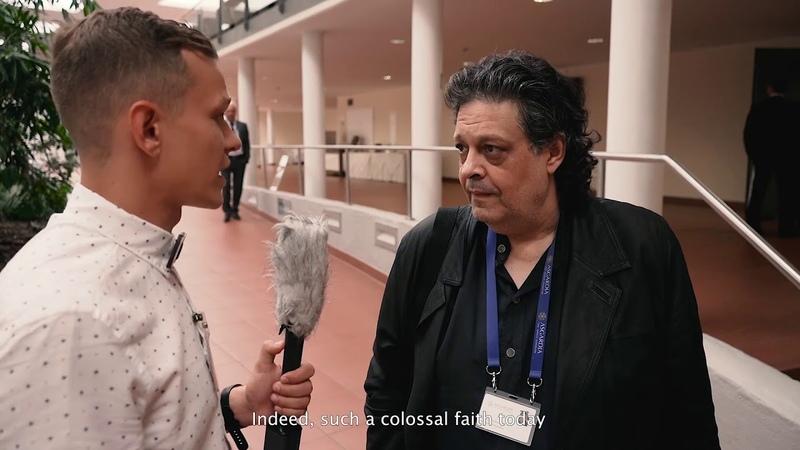 Леонид Гуткович член Парламента Асгардии