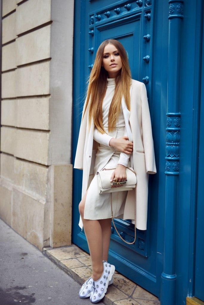 Стиль модного блоггера из Швейцарии - Kristina Bazan