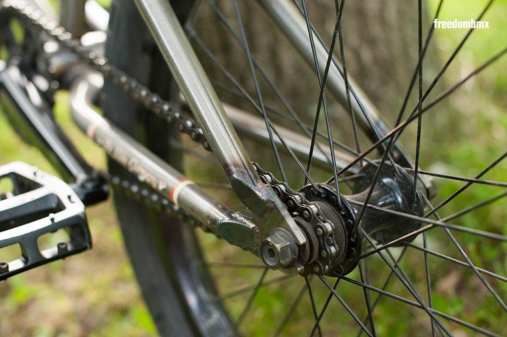 Tom Dugan bikecheck rear hub