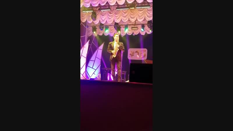 Выступление - Муса Маликов