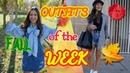 Outfits Of The Week👀 Fall🍁 by Joana Falcão