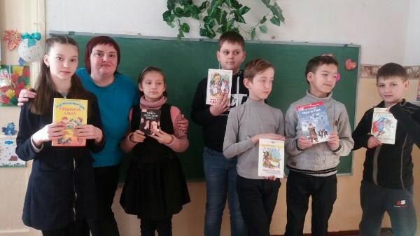 история имен, занятия с детьми, Донецкая республиканская библиотека для детей, отдел внестационарного обслуживания