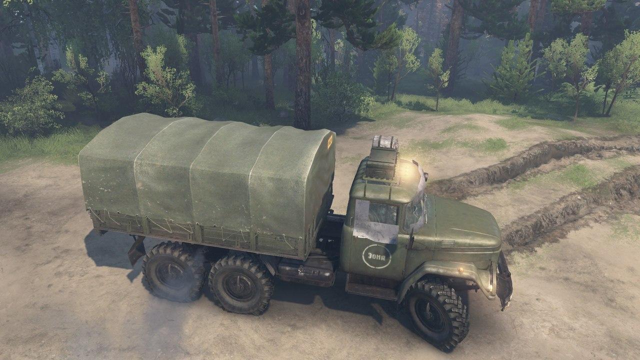 ZiL-131 (Chernobyl edition) для 03.03.16 для Spintires - Скриншот 1