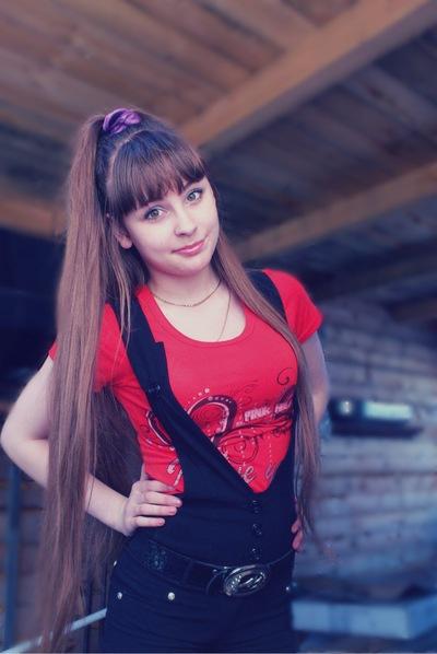 Алина Никифорова, 16 февраля , Чаны, id148337680