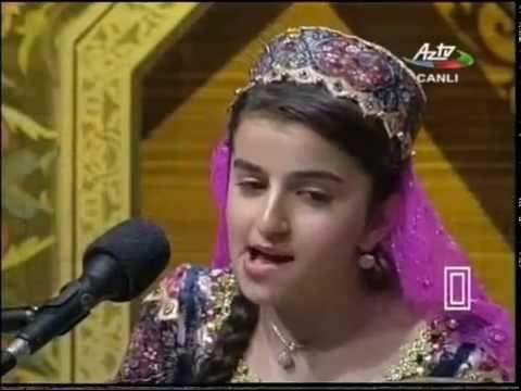 Kamilə Nəbiyeva Muğam müsabiqəsi 2011 22 02 2011