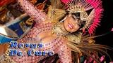 Sao Paulo Carnival Desfile Rosas De Ouro