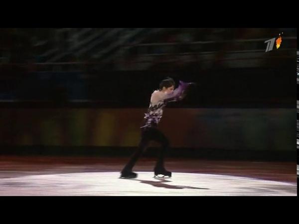 羽生結弦 Yuzuru Hanyu - Sochi Olympics 2014 EX (Первый)