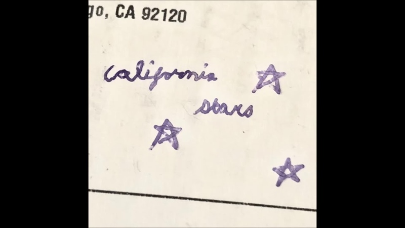 Lil soda boi - ☆ CALIFORNIA STARS ☆ [prod. lil soda boi]