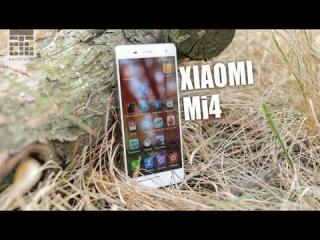 Xiaomi Mi4 - ����� ��������� � Full HD �������, 13 �� �������, 4-� ������� ����������� � 3 �� ���