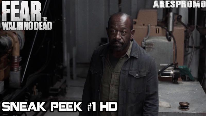 Fear The Walking Dead 4x15 Sneak Peek 1 Season 4 Episode 15 [HD] I Lose People...