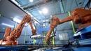 Aplikacja robotów ABB w fabryce Whirpool we Wrocławiu