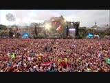 Fifteen vs If I Lose Myself (Hardwell Mashup) @ Tomorrowland 2018