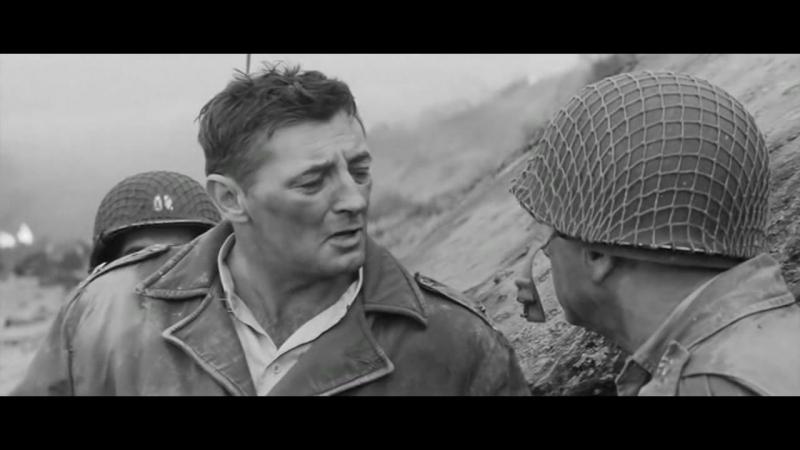 Самый длинный день (1962) Бой в секторе высадки Омаха-бич