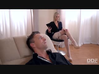 Horny Psychologist Seduces Foot Fetish Lover into Hot Fuck →