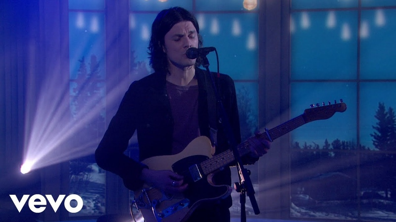 James Bay - Bad (Live On The Today Show / 2019)