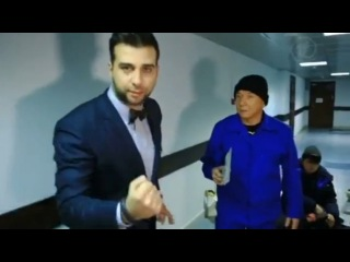 Джеки Чан - Вечерний Ургант - Анонс