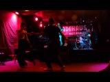 Naked Jazz Bath (Eric Vaughn, Joel Holmes, Andreas Lang) &amp Ksenia Parkhatskaya (dance, vocal)