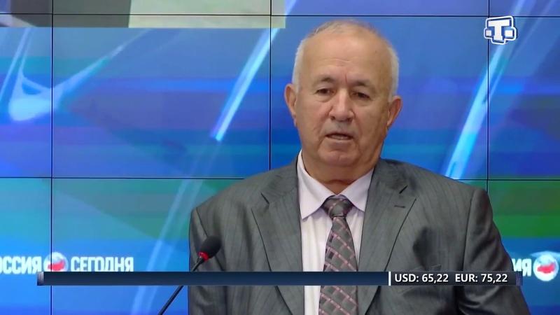 Брифинг в формате видеомоста Москва – Симферополь на тему: «Крымская тема в ООН»