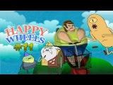 Новый Happy Wheels с Дедом - #11 - Страшилки!