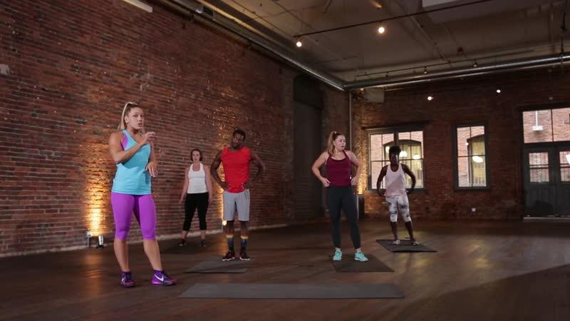 Bodyweight HIIT Workout with KaisaFit Kaisa Keranen
