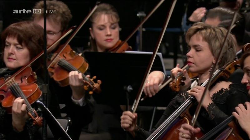 Ural Philharmonic Orchestra - Dmitri Liss -- Le Lac Des Cygnes - Scene T.I.Chaikovsky (HD)