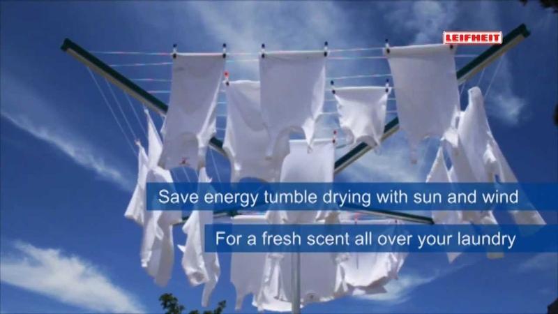 Outdoor Clothes Dryer - Площадки для сушки белья