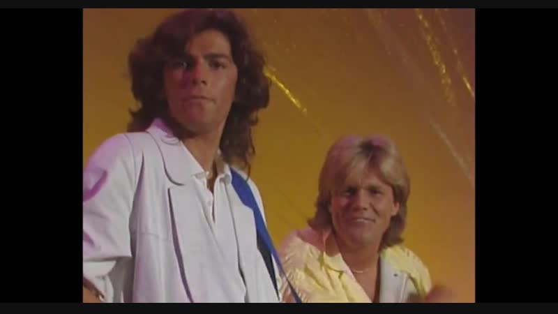 ★Modern Talking - You Can Win If You Want (ZDF Tele-Illustrierte 19.06.1985)★