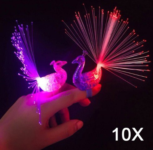 Светящиеся игрушки 10 шт за 142 - 276